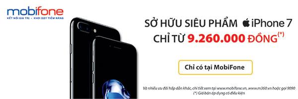 Mua iPhone 7 online